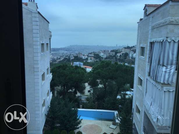 165 sqm Apartment for sale in Deir Kobel (With Mountain and Sea view) بشامون -  6