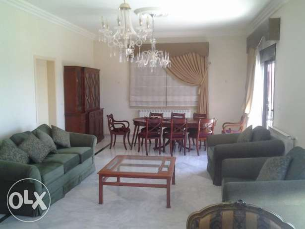 ksara fully furnished apartment in a prime location