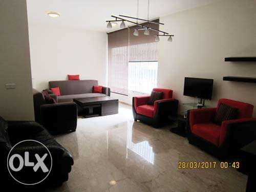 115sqm Furnished Apartment for Rent Ashrafieh Hotel Dieu