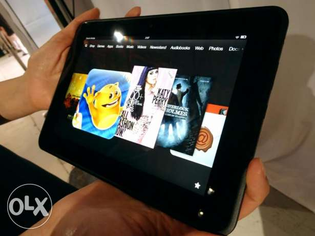 Amazon's Kindle Fire 8 HD 16GB