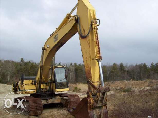 1995 CAT Caterpillar 330L Excavator