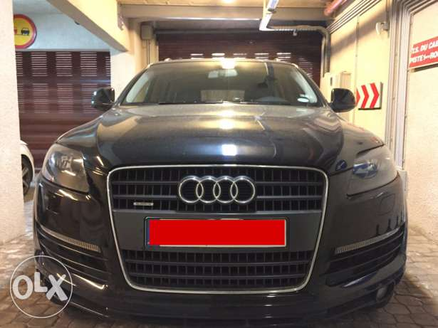 Q 7 - 2008 for Sale