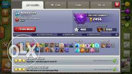 Clash of clan th 10 t2riban max