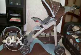 Car seat + stroller ( evenflo )