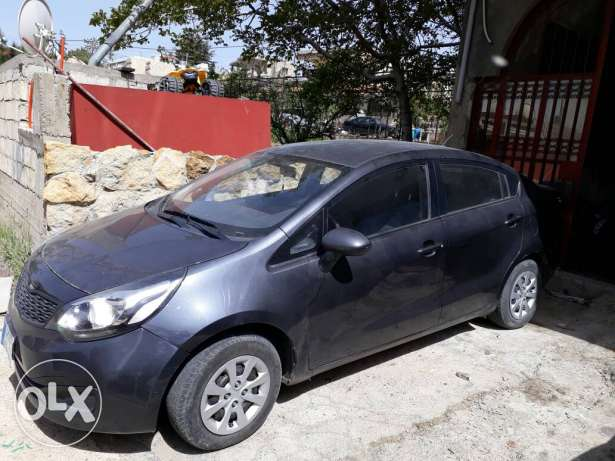 Kia rio 2012 - clean car without any mechanical failure