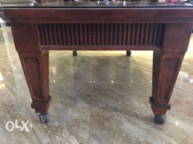 Pure Wood Centre Table