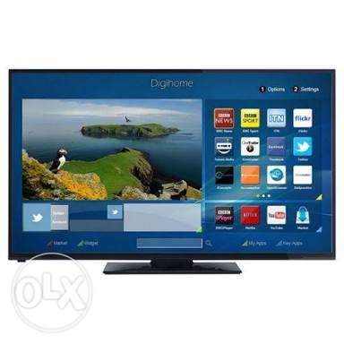 smart t.v 32/48/49 inches 220/400/450 dollars