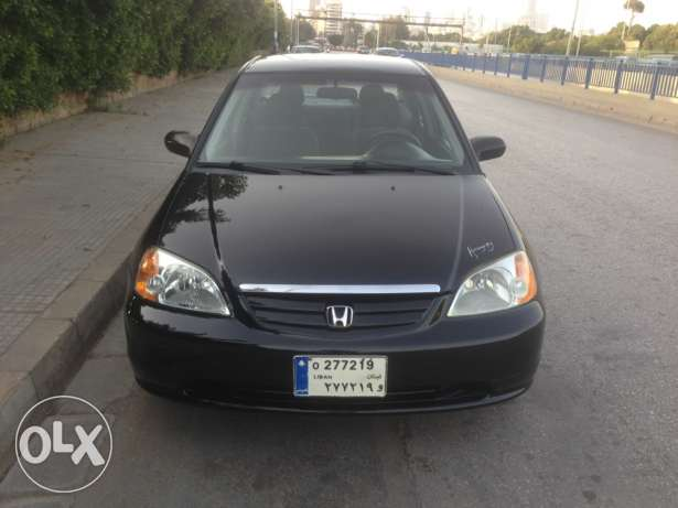 civic 2003 5ar2a