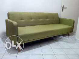 "Sofa open Bed extra comfortable from ""Vanlian"" like new"