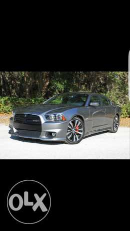 Charger srt8 edition limited راس  بيروت -  2