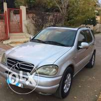 Mercedes-Benz Ml jeep430 model 2000 for sale or tarade