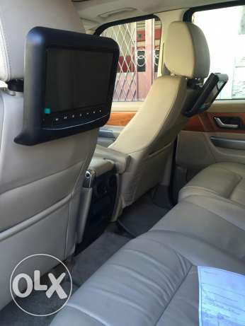 Land rover 2009 sport clean carfax black special edition شتورة -  3
