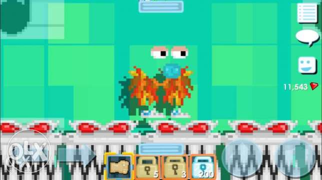 Growtopia selling dls 1/10$