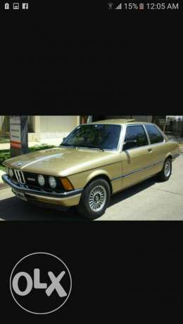For sale bmw 320 2ankad 5ar2a lal bee3
