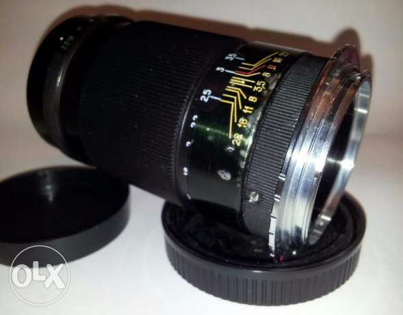 Lens 135mm f/3.5 for canon FF and APS-C