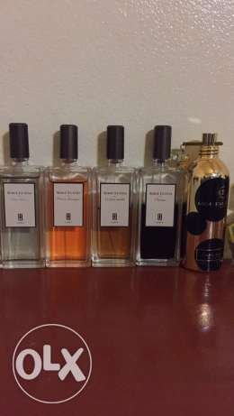 perfumes for sale. from my personal collection.