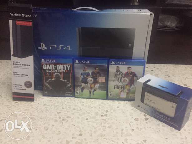 PS4 mint condition for sale