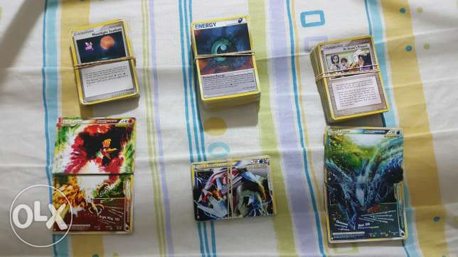 pokemon cards انطلياس -  4