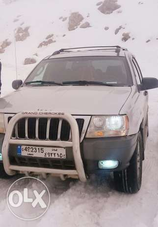 Grand cherokee 2003 fulloption