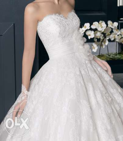 Rosa clara 2015 wedding dress
