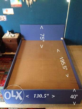 2 Beds king size