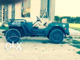 willys jeep 1942