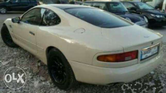 Rare Manual Aston Martin DB7 for sale