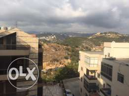New apartment with stunning view in Awkar for rent