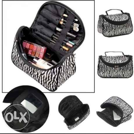 Waterproof Women Makeup Bag S