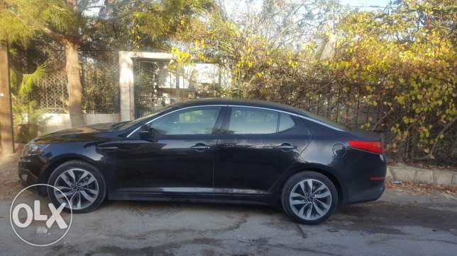 Kia optima full option