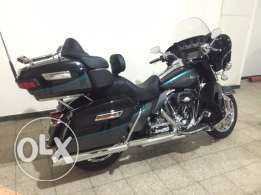 2015 CVO Harley Davidson Ultra Limited for sale - AMAZING PRICE