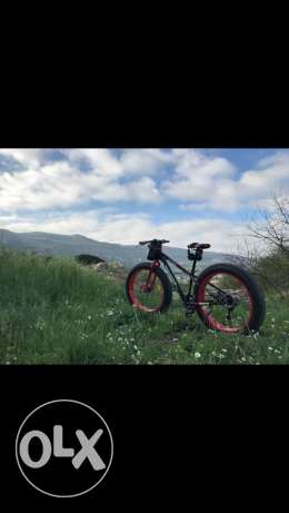 off-road bicycle