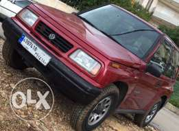 Suzuki Vitara 1996 one owner