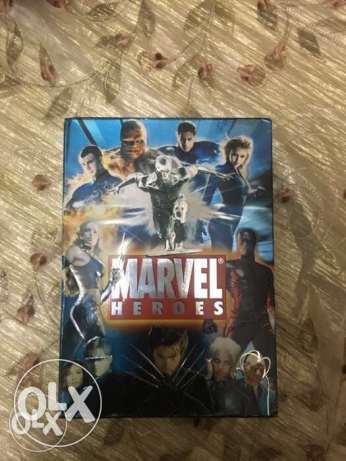 Original Marvels DVD Collection