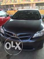 toyota corolla clean car fax 2013no accident gray one owner