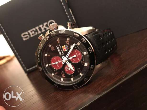 Seiko BARCA limited edition (brand new still in the box)