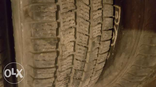 Roadian HT nexen tires