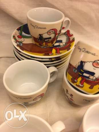 Christmas coffee cups انطلياس -  2