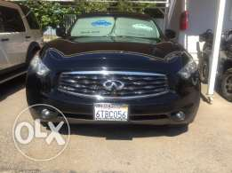 2009 Infinity FX35 Clean Carfax