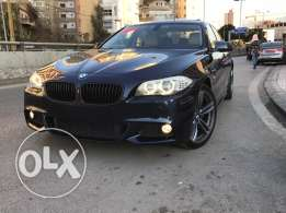 BMW 528i Darkblue-Beige 2011 Clean Carfax Look M
