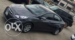 Hyundai Accant sedan 2013 fulloption