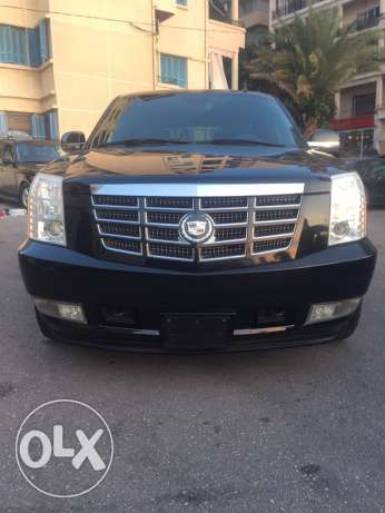 Escalade clean car fax jant 2014