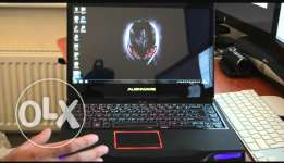 DELL ALIENWARE 15-7493 CORE I7 16GB RAM 256GB Ssd + 1TB Hdd GTX970