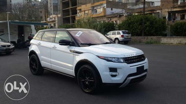 Range rover evogue daynamic أشرفية -  2