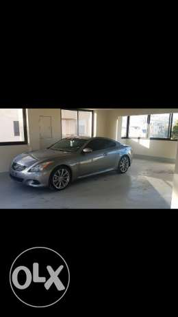 Infinity g37 S 2008 for sale