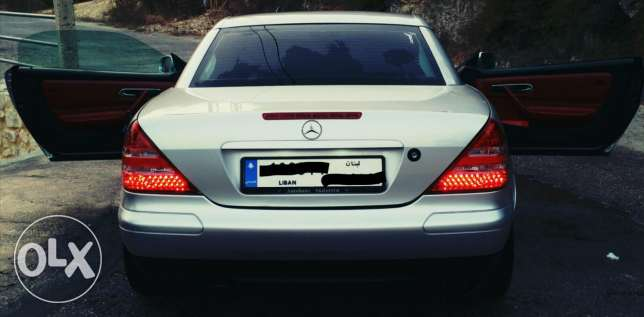 SLK 230 Germany