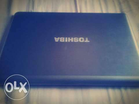 Laptop toshiba satellite المرفأ -  5