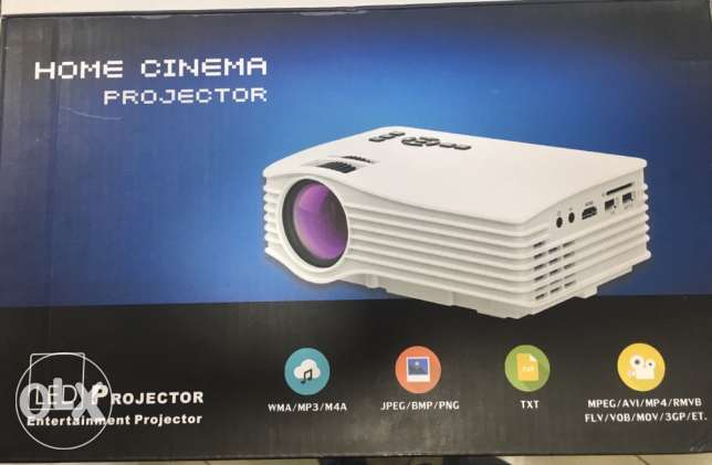 LED Projector home cinema