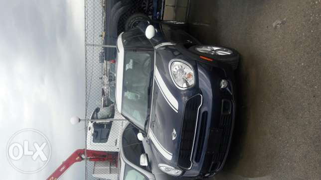 2011 mini countrymam awd s