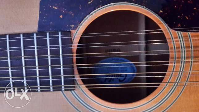 Guild 12 strings acoustic guitar
